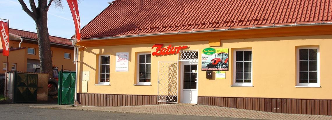 Firma Jan Kuchař - Velim